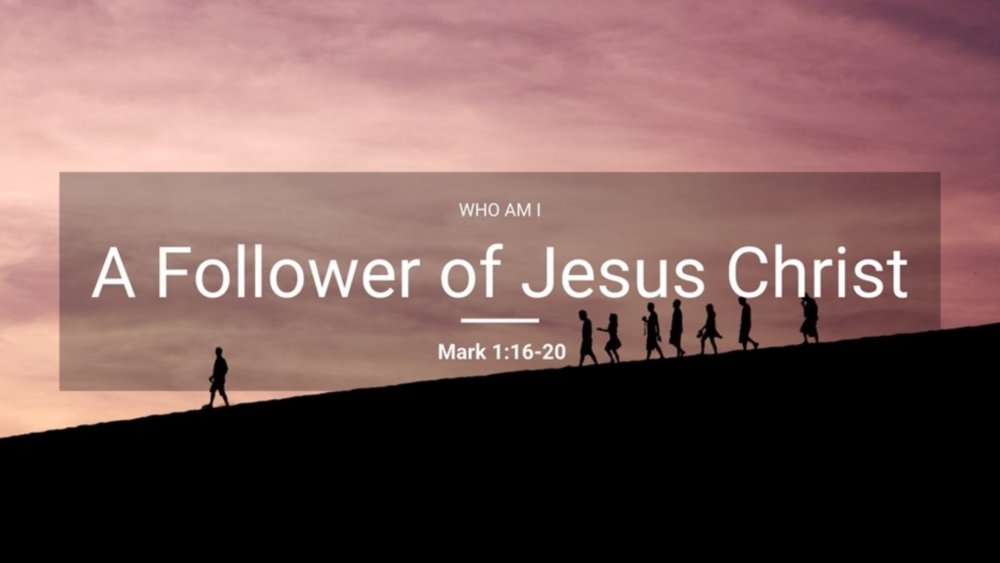 A Follower of Jesus Christ
