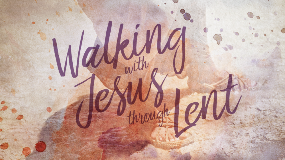 Lenting with Jesus